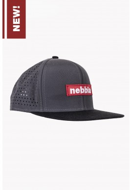 Red Label NEBBIA cap SNAP BACK 163 - NEBBIA