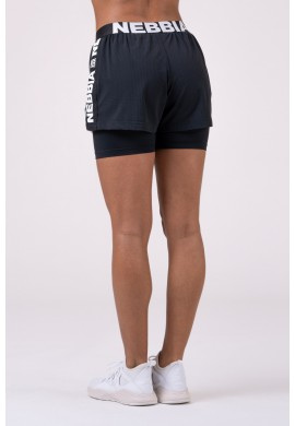 Fast&Furious Double Layer shorts 527 - NEBBIA