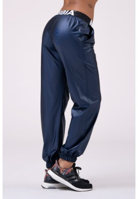 Sports Drop Crotch pants 529 - NEBBIA