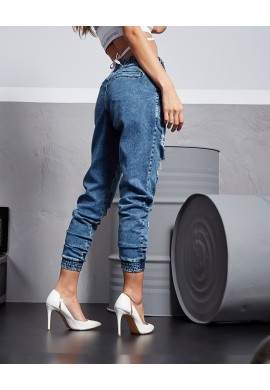 Denim Labellamafia Pants CLJ773 - Labellamafia