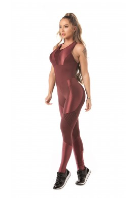 Jumpsuit Tech Fit (M953) - Let'sGym