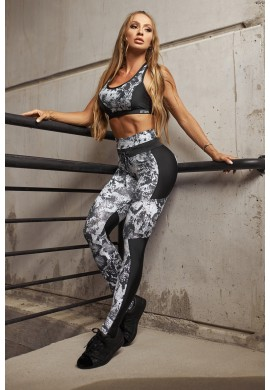 Conjunto Fierce Black (T1213- L1212) - Let'sGym