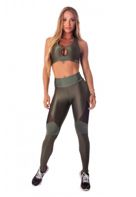 Enigmatic Green Set (T1304- L1303) - Let'sGym