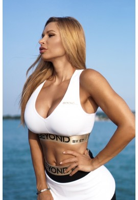 BASE White Crop Top BSTT15 - Beyond by ST